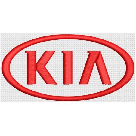 Nášivka KIA - 1