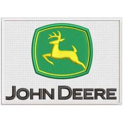 Nášivka JOHN DEERE - 1