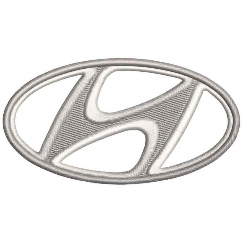 Nášivka HYUNDAI - 2