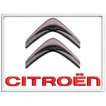 Nášivka CITROEN - 2
